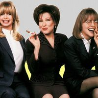 Goldie Hawn, Bette Midler y  Diane Keaton se reúnen 24 años después de 'El club de las primeras esposas' para una nueva comedia