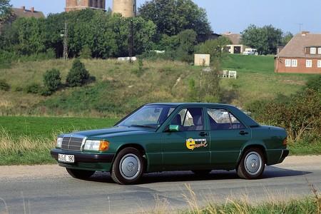 Mercedes 190 E Elektro 7