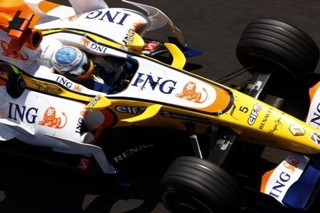 Renault no se rinde con el R28