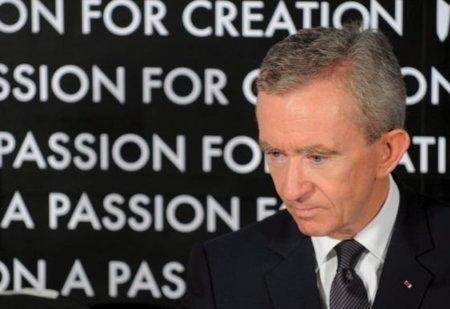Bernalt Arnault abandona Francia por los impuestos elevados, el camino lógico a la voracidad fiscal