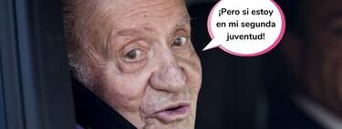 El propio Juan Carlos desmiente la información sobre su estado de salud con este mensaje