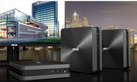 ASUS VivoMini VC65 Series, las mini-PCs más compactas con diseño modular