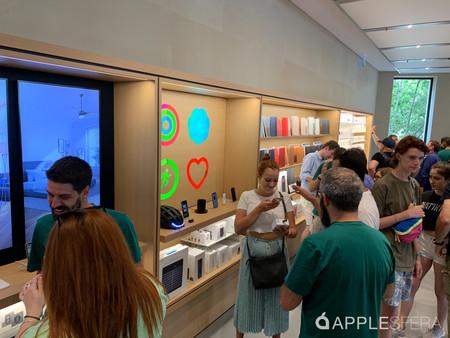 Apple Store Passeig De Gracia Applesfera Analisis
