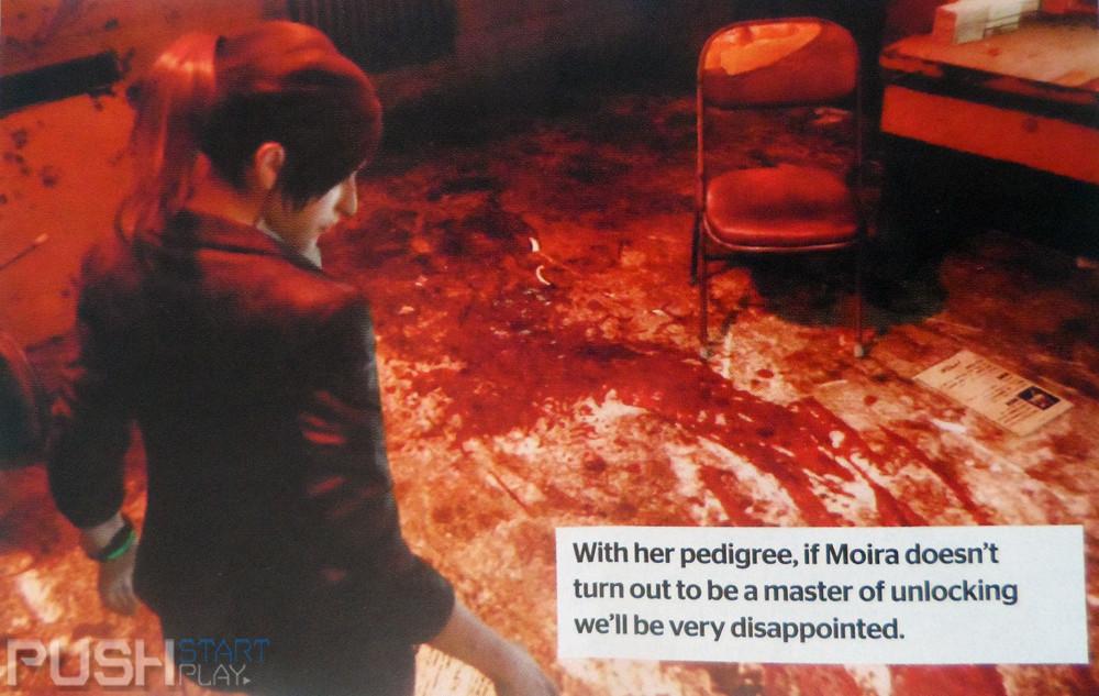 Resident Evil Revelations 2 revela a sus protagonistas-0