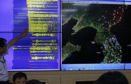 Lo que la sismología nos puede decir sobre las pruebas nucleares de Corea del Norte