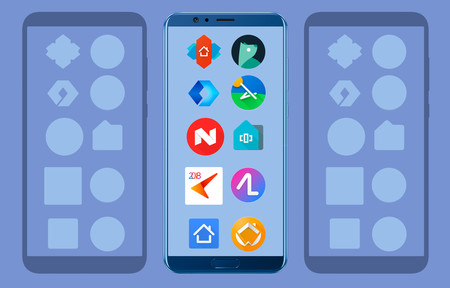 Los 11 mejores launchers para personalizar tu Android 2019