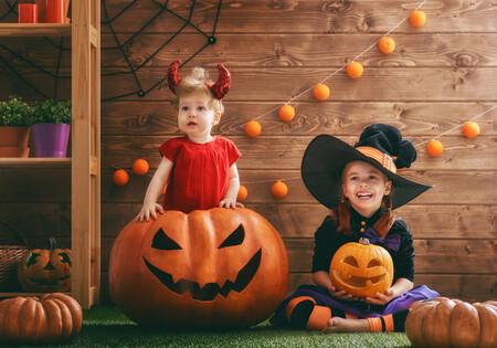 19 disfraces de Halloween originales y divertidos para bebés y niños