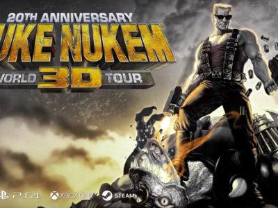 Duke regresa con su mejor título:  Duke Nukem 3D Anniversary Edition  es anunciado en PS4, Xbox One y PC