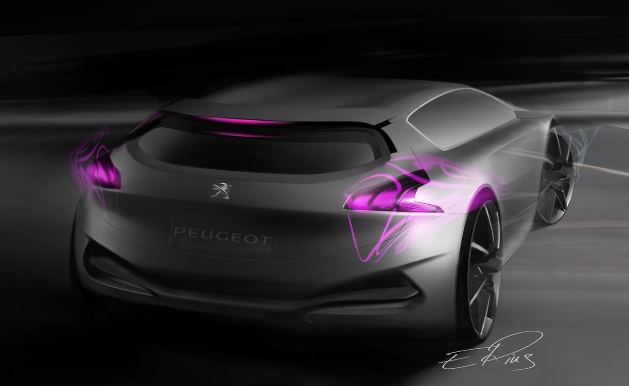 Foto de Peugeot HX1 Metamorphosis (7/17)