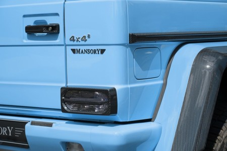 Mansory Mercedes 4x4 6
