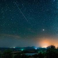 La historia tras este espectacular timelapse de las Perseidas: más de 1.500 fotografías para 47 segundos