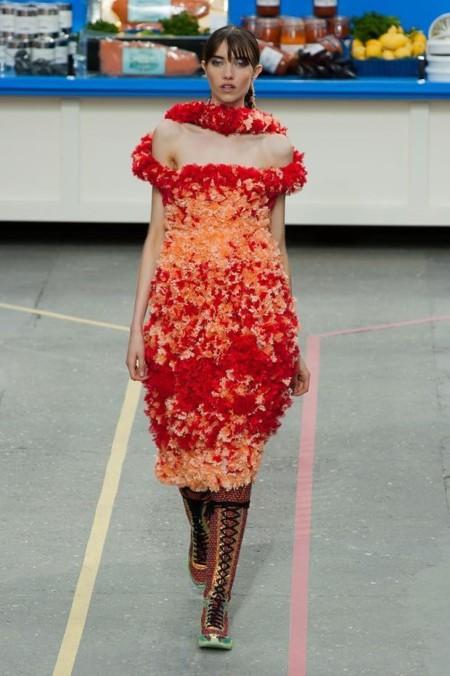 La piñata de Chanel