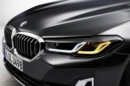 BMW Serie 5 2021 ópticas