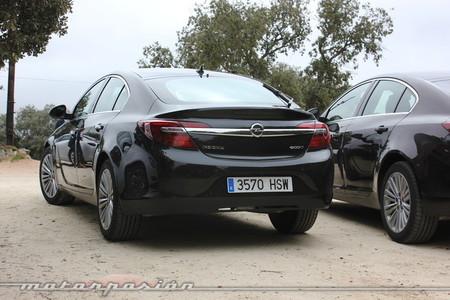 Opel Insignia, toma de contacto