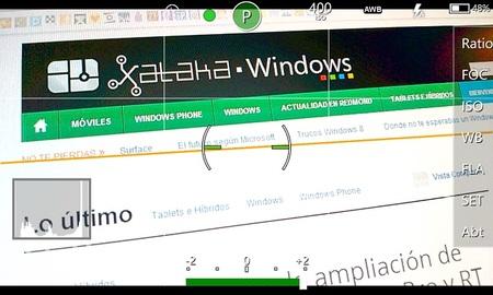 ProShot, todos los controles de una cámara DSLR en tu Windows Phone