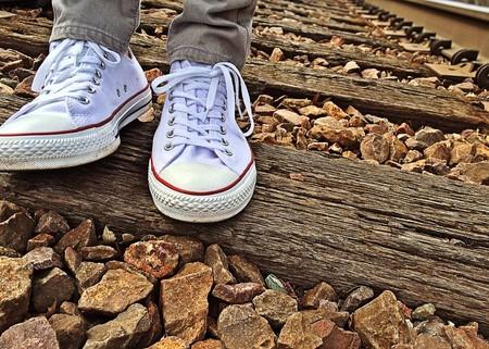 Converse White