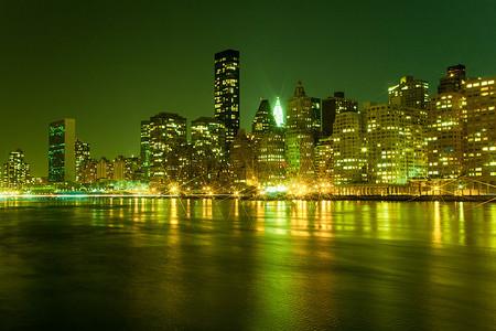 Mapa para encontrar celebridades en Nueva York