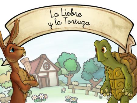 Zientia Kids lanza su primera aplicación para que la liebre y la tortuga cobren vida mediante realidad aumentada