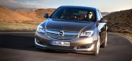 Opel Insignia 2014, precios para España