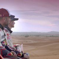 Adam Malysz se prepara para el Dakar