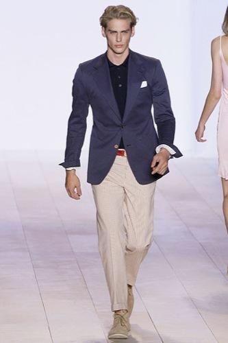 Tommy Hilfiger, Primavera-Verano 2010 en la Semana de la Moda de Nueva York II