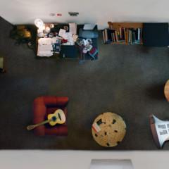 Foto 2 de 7 de la galería room-portraits-habitaciones-retratadas-desde-un-nuevo-angulo-por-menno-aden en Decoesfera