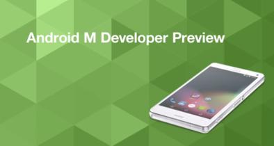 Android M Developer Preview ya está disponible para algunos dispositivos Sony Xperia