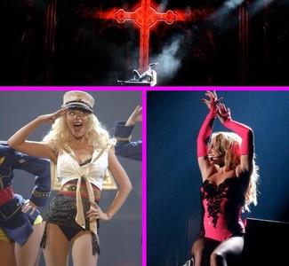 ¿Quieres conocer los 15 tours más exitosos de la historia del Diva-Pop?