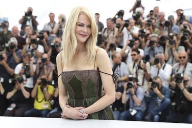 Nicole Kidman o cómo triunfar con un look de día en el Festival de Cannes