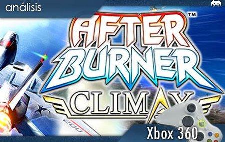 'After Burner Climax'. Análisis