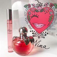 Este San Valentín Nina Ricci y Ana Strumpf se unen para crear una edición limitada cargada de amor. Lo probamos