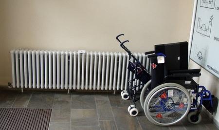Los enfermos que requieran prótesis o sillas de ruedas tendrán que pagar el 10% de su bolsillo