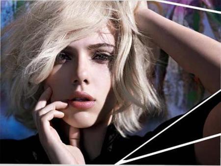 Los secretos de maquillaje de Scarlett Johansson para MANGO