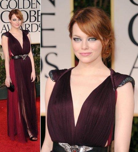 Ella diva, tú diva. Haz tuyos (en Mango, Sfera, Primark o H&M) los vestidos de los Globos de Oro 2012