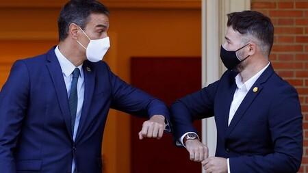 ERC, del independentismo a la centralización para atacar a Madrid