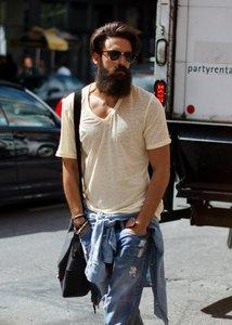 Barbas de moda: los streeters barbudos (III)