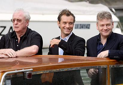Los tres jugadores