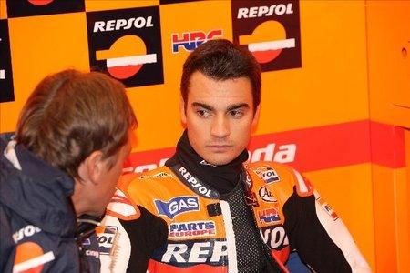 Pedrosa Malasia GP 2010