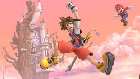 Super Smash Bros Sora 02