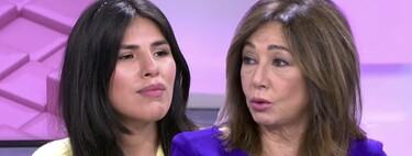 ¡Quita Asraf! Ana Rosa Quintana se declara admiradora de Omar Montes y le recomienda a Isa Pantoja que vuelva con él
