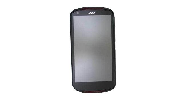 Acer V360 leak