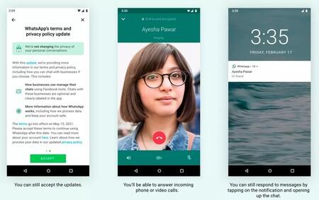 Whatsapp Cambios Privacidad