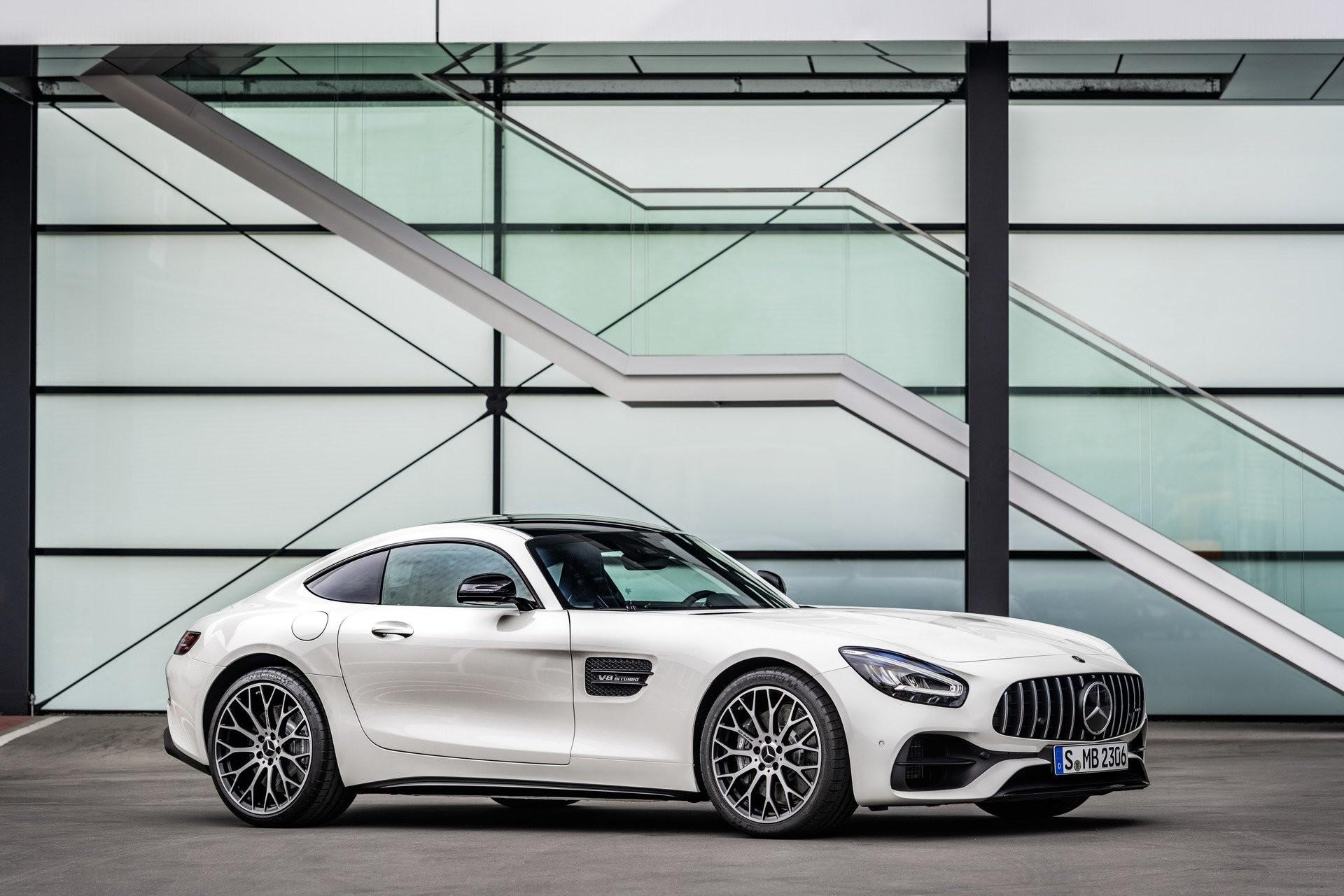 Foto de Mercedes-AMG GT 2020 (6/44)