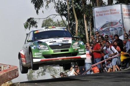 Freddy Loix gana su segundo rally de la temporada
