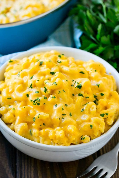 Stove Top Mac And Cheese 4