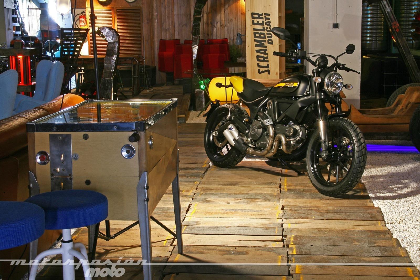 Foto de Ducati Scrambler, presentación 1 (7/67)