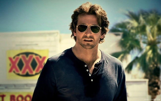 Imagen de Bradley Cooper en 'R3esacón'