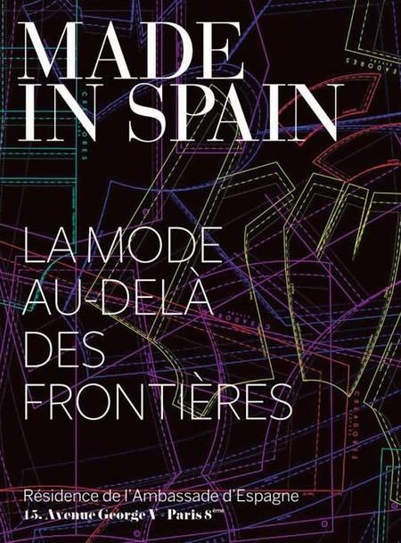 Artesanía, sastrería y patronaje, la moda Made in Spain expuesta en la Embajada de España en París