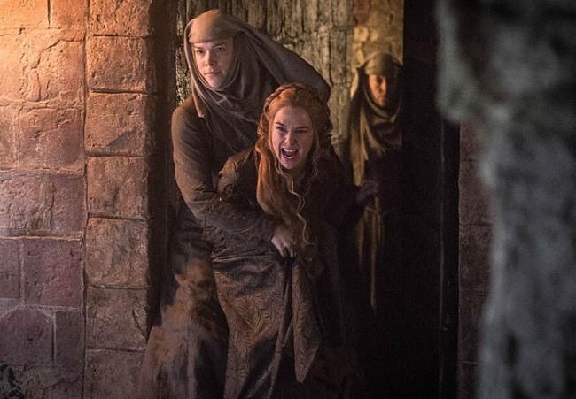 Cersei Arrested