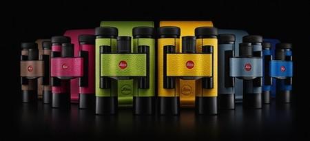 Leica presenta unos prismáticos a todo color. Los Ultravid Colorline Collection